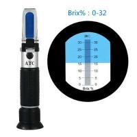 Рефрактометр АТС100,  0…32 % Brix (рк)