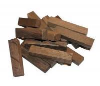 Палочки дубовые средний обжиг, 100 гр