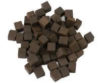 Кубики дубовые сильный обжиг, 100 гр